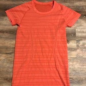 Lululemon Swiftly Tech Short Sleeve Shirt